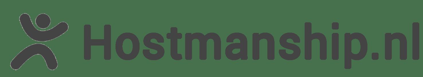 logo hostmanship dark - Trainers